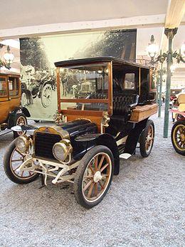 260px-Mors_Tonneau_Ferme_Typ_N automobile dans Vie de Lucien