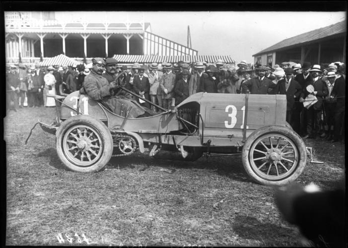 Landon-sur-Mors-course-dieppe-1908 citroën