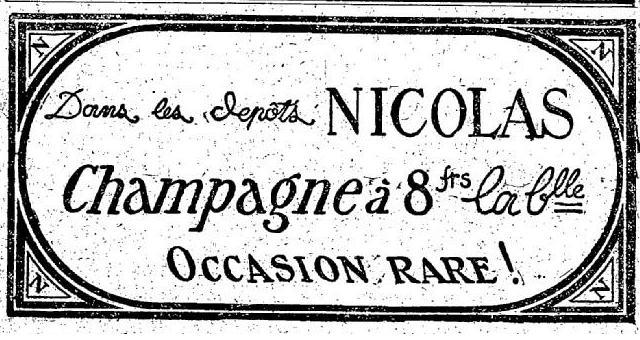 champagne dans Miscellanees