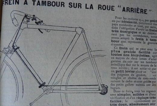 frein-tambour