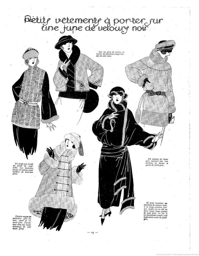 1921 : la mode dans Miscellanees la-femme-de-france-12-1921