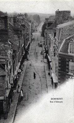 1923 : taxe vicinale dans Vie de Lucien cartes-postales-photos-Rue-d-Alencon-DOMFRONT-61700-3287-20070910-f2q1g6d7q4e1m8o9d9w0_jpg-1-maxi