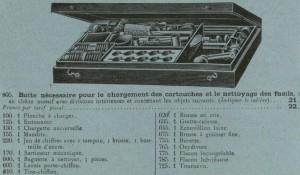 1924 : entretien d'un fusil de chasse dans Vie de Lucien entretien-armes-300x175