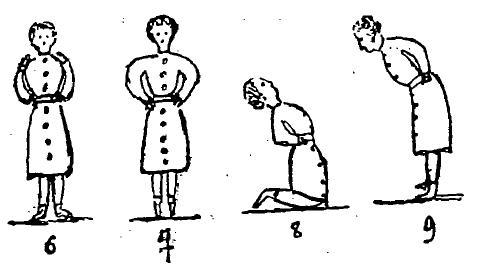 1924 : exercices physiques (suite) dans Miscellanees 05fc2cae