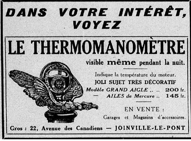 thermomanometre dans Vie de Lucien