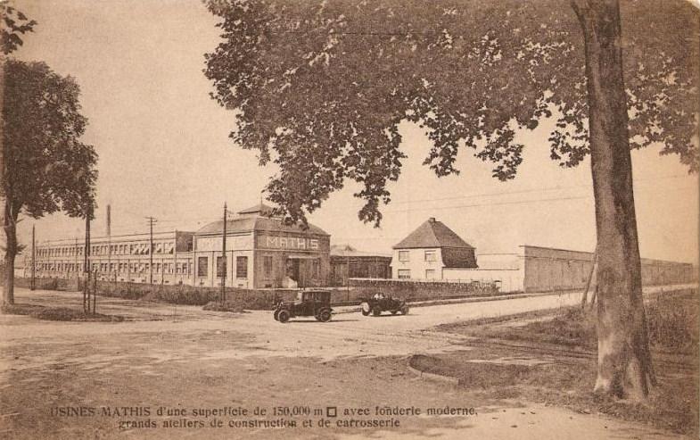 1924   mathis  u00b7 histoire de lucien